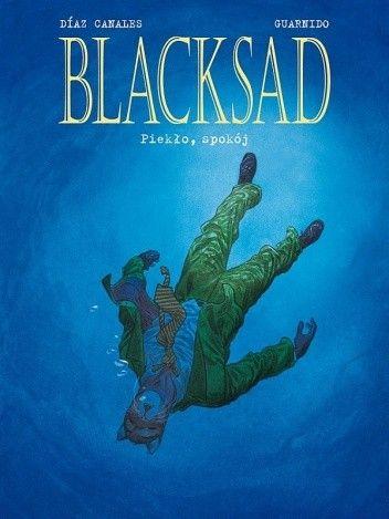 Okładka książki Blacksad: Piekło, spokój