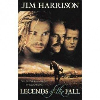 Okładka książki Legends of the Fall