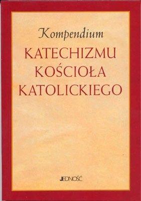 Okładka książki Kompendium katechizmu kościoła katolickiego