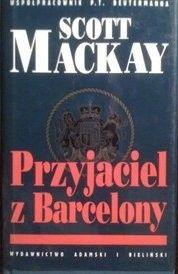 Okładka książki Przyjaciel z Barcelony