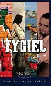 Okładka książki Tygiel