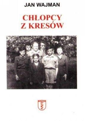 Okładka książki Chłopcy z kresów