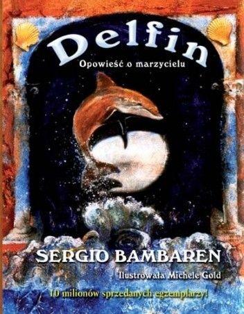 Okładka książki Delfin. Opowieść o marzycielu