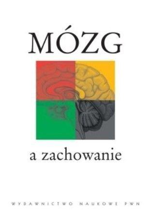 Okładka książki Mózg a zachowanie