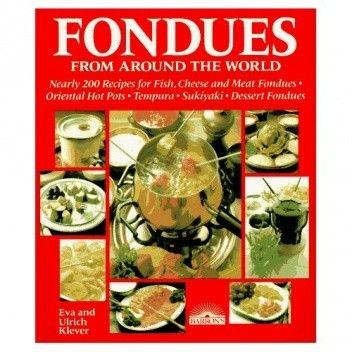 Okładka książki Fondues from Around the World