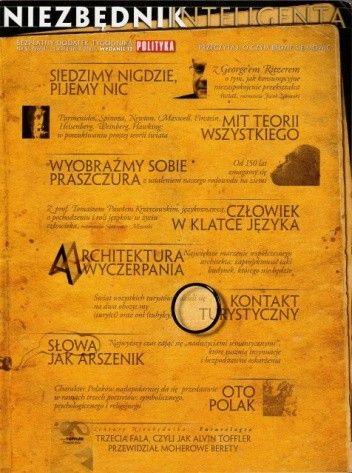 Okładka książki Niezbędnik Inteligenta, nr 12/2007