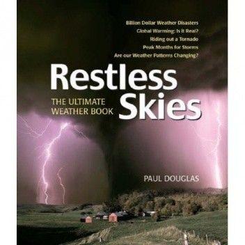 Okładka książki Restless Skies