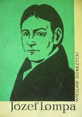 Okładka książki Józef Lompa 1797-1863