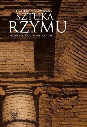 Okładka książki Sztuka Rzymu