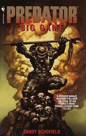 Okładka książki Predator: Big game