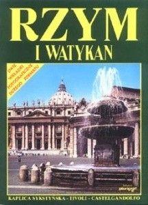 Okładka książki Rzym i Watykan