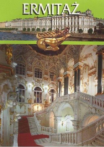 Okładka książki Ermitaż. Spacer po salach i galeriach