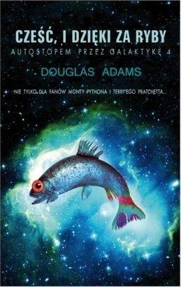 Okładka książki Cześć, i dzięki za ryby