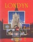 Okładka książki Najpiękniejsze miasta. Londyn