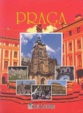 Okładka książki Najpiękniejsze miasta. Praga