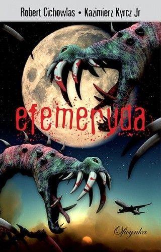 Okładka książki Efemeryda