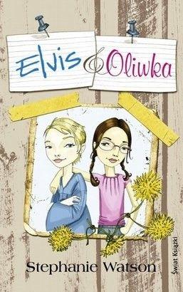 Okładka książki Elvis & Oliwka