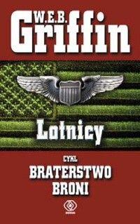 Okładka książki Lotnicy