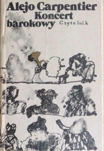 Okładka książki Koncert barokowy