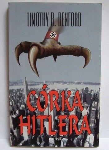 Okładka książki Córka Hitlera