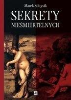 Okładka książki Sekrety nieśmiertelnych