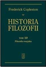 Okładka książki Historia filozofii. Tom 10. Filozofia rosyjska