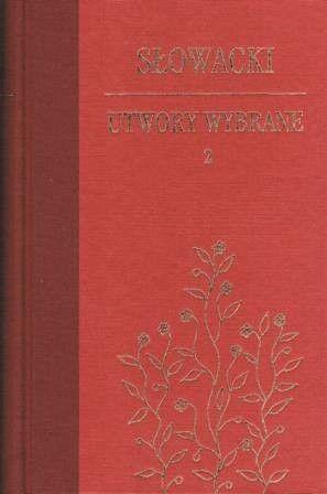 Okładka książki Utwory wybrane. Tom 2