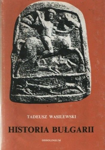 Okładka książki Historia Bułgarii