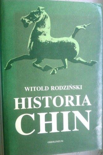 Okładka książki Historia Chin