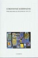 Okładka książki Odkrywanie modernizmu