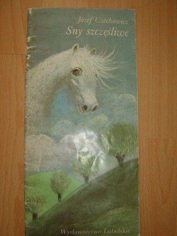 Okładka książki Sny szczęśliwe