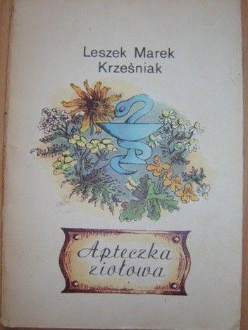 Okładka książki Apteczka ziołowa