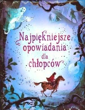 Okładka książki Najpiękniejsze opowiadania dla chłopców