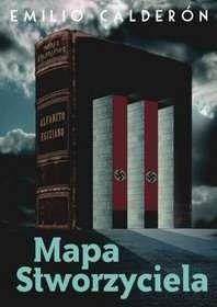 Okładka książki Mapa Stworzyciela
