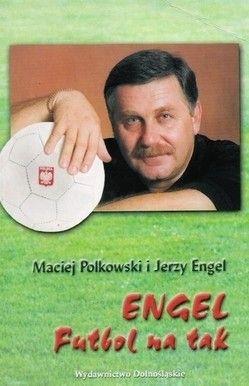 Okładka książki Futbol na tak