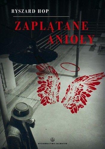 Okładka książki Zaplątane anioły