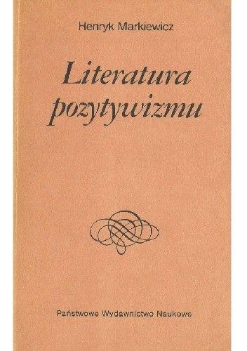 Okładka książki Literatura pozytywizmu