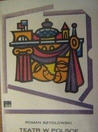 Okładka książki Teatr w Polsce