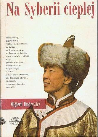Okładka książki Na Syberii cieplej