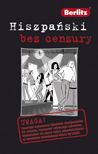 Okładka książki Hiszpański bez cenzury