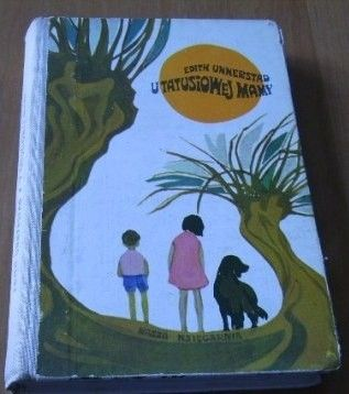 Okładka książki U tatusiowej mamy