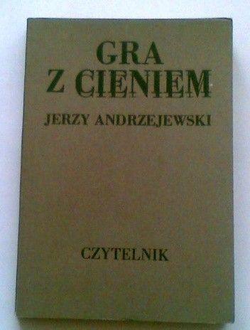 Okładka książki Gra z cieniem