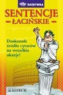 Okładka książki Sentencje łacińskie mini