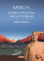 Okładka książki Mnich, który sprzedał swoje ferrari