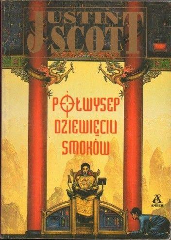 Okładka książki Półwysep dziewięciu smoków
