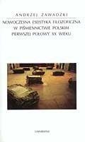 Okładka książki Nowoczesna eseistyka filozoficzna w piśmiennictwie polskim pierwszej połowy XX w.