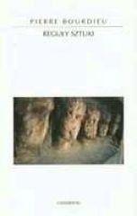 Okładka książki Reguły sztuki. Geneza i struktura pola literackiego
