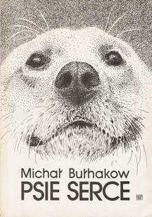 Okładka książki Psie serce