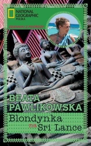 Okładka książki Blondynka na Sri Lance