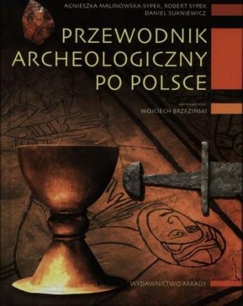Okładka książki Przewodnik archeologiczny po Polsce